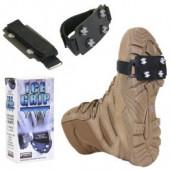 Anti- slip glij-ijzers voor onder de schoenen Ice grip
