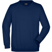 James & Nicholson sweater navy
