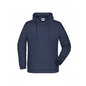 James & Nicholson hoodie sweater (navy)