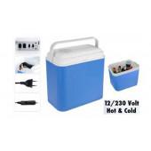 Koelbox warm koud 12v 230v