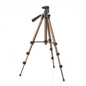 Nedis Camera/Video Statief Pan & Tilt 106 cm