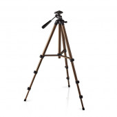 Nedis Camera/Video Statief Pan & Tilt 128 cm