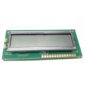 LCD display MC1601A-TGR  1 x16