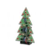 Kerstboom met knipperend LEDs (MK100)