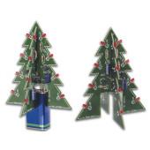 3 D Kerstboom   MK130 bouwsetje