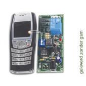 Afstandbediening via GSM (MK160)