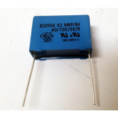 MKP condensator 1,5uF-305Vac