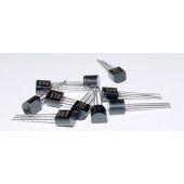 MPSA92 PNP transistors  10 stuks
