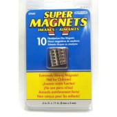 Neodymium magneten 8 x 3 mm.