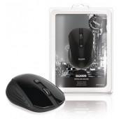 Sweex optische muis zwart USB draadloos