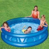 Intex Kinderzwembad met Zachte Rand - Ø 188 x 46 cm