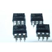 CNY17-1 optocoupler  4 stuks.