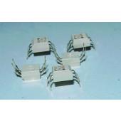 Optocouplers TLP621, 5 stuks.