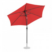 Parasol  ambiance 270cm rood