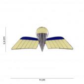 Embleem metaal Nederlandse para wing 15201 #6092