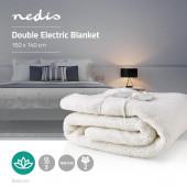 Electrische onderdeken electrische deken 2 persoons 160x140cm