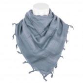PLO Sjaal  van 100% katoen grijs