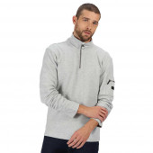 Regatta Tavior fleece ribstof trui L- grijs