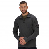 Regatta Tavior fleece ribsof trui d-grijs
