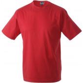 James & Nicholson T-Shirt (Rood)