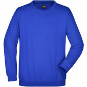 James & Nicholson sweater royal