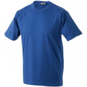 James & Nicholson  T-Shirt ( royal blauw )