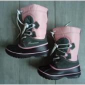 Rucanor meisjes sneeuwlaars paars/ rose