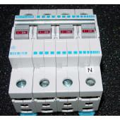 SCHUPA-GEWISS NLS6-3N-C20 zekeringautomaat 20Amp.