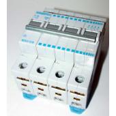 SCHUPA-GEWISS NLS6-4-B16 zekeringautomaat, 16Amp.