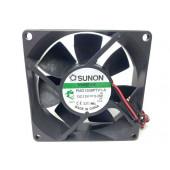 SUNON ventilator 12 volt PMD1208PTV1 8x8x2,5cm