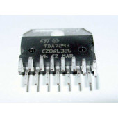 Audio einversterker IC TDA7293V