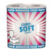 Camp soft toilet papier voor chemisch toilet