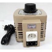 Regelbare transformator (Variac) 2000 Watt