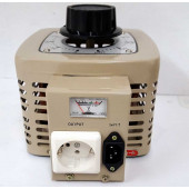 Regelbare transformator (variac) 0-250 volt