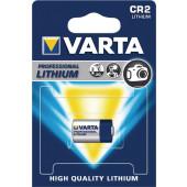 Varta CR2 Lithium batterij