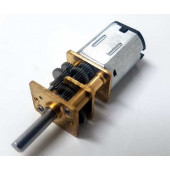 Miniatuur vertragingsmotor 12 Volt