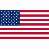 Vlag USA.