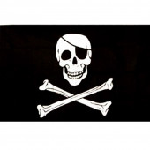 Vlag Piraat (Jolly Rogers)