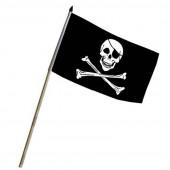 Vlag op stok Piraat