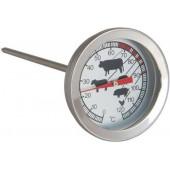 RVS Vleesthermometer - 12 cm