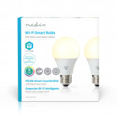 Nedis Wi-Fi Smart Bulbs Multicolour Lamp