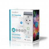 Nedis Wi-Fi Smart plug SmartLife Smart Stekker