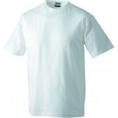 James & Nicholson T-Shirt (Wit)