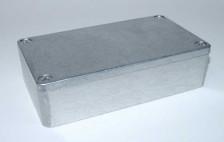 Aluminium behuizing (gietalu) 115x65x30mm