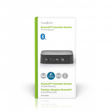 Nedis Bluetooth® Zender / Ontvanger / transmitter / receiver