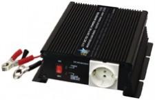 Omvormer, 24 volt naar 220 volt, 600watt