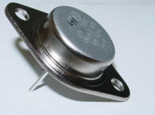 2N3055, NPN transistor