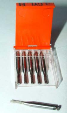 Freesjes, tandarts, cylinder model van Heisinger