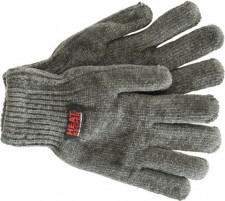 Heat Keeper  handschoen chinelle grijs