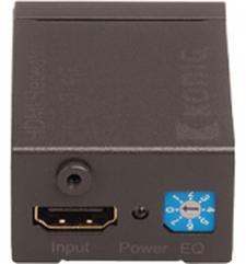 Konig HDMI™ CAT5-Extender / 1080p / Tot 30,0 m - HDMI™-Ingang